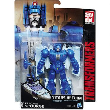 Трансформер Titans return - Fraca&Scourge, B7762