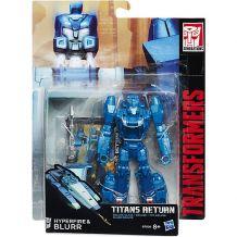 Трансформер Titans return - Hiperfire&Blurr, B7762