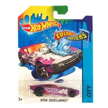 Машинка меняющая цвет Nitro Doorslammer Hot Wheels, BHR15