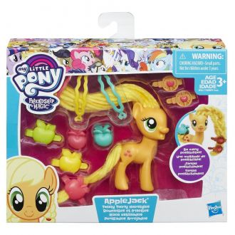 "Набір My little Pony ""Завивай та накручуй. Епплджек"", B8809/B9617"