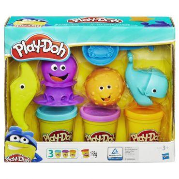 """Набір пластиліну Play-Doh """"Підводний світ"""", B1378"""