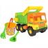 Самосвал Middle truck с набором для песка 3 эл., 39159