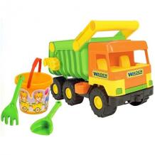Самоскид Middle truck з набором для піску 3 ел., 39159