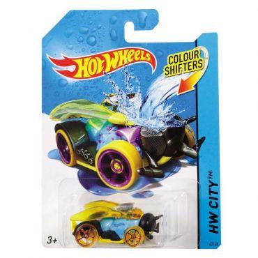 Машинка меняющая цвет Buzzkill Hot Wheels, BHR15