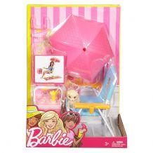 Набор мебели Barbie, DXB69/DVX49