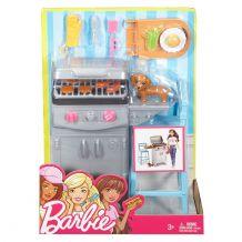 "Набор мебели ""Барбекю"" Barbie, DXB69/DVX48"