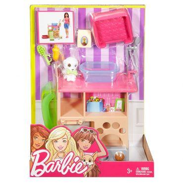 """Набор мебели """"Мебель для домашнего любимца и щенок"""" Barbie, DXB69 / DVX50"""