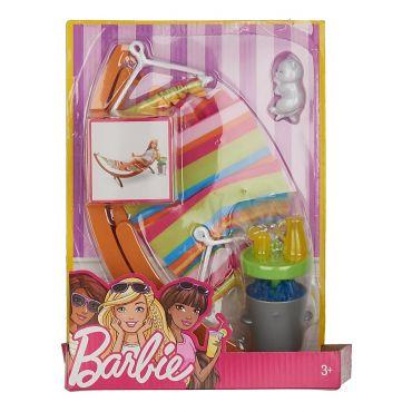 """Набір меблів """"Літній день"""" Barbie, DXB69/DVX47"""