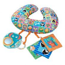Подушка для игры на животике, Chicco, 079460