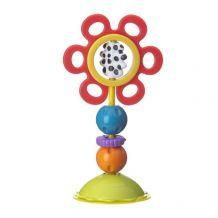 """Брязкальце на присосці """"Квітка"""", Playgro, 0184182"""