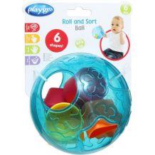Сортер-шарик синий, Playgro, 4086169