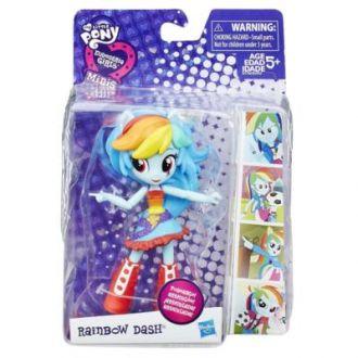 """Міні-лялька My Little Pony Equestria Girls """"Рейнбоу Деш"""", B4903/B7786"""