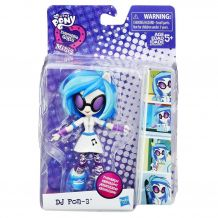 "Мини-кукла My Little Pony Equestria Girls ""Диджей Пон 3"", B4903/B7785"