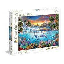 """Пазл Clementoni """"Підводний світ"""", 1000 ел., 39335"""