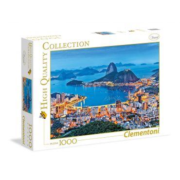 "Пазл Clementoni ""Рио де Жанейро"", 1000 эл., 39258"