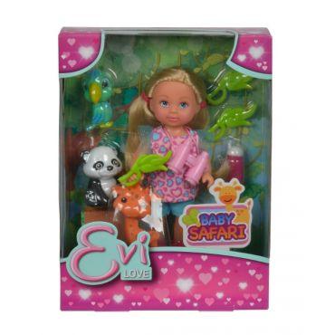 """Кукла Эви """"Африканские животные"""", 5733043"""