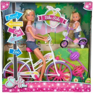 "Набор ""Штеффи и Эви. Прогулка на велосипедах"" Steffi Love, 5733045"