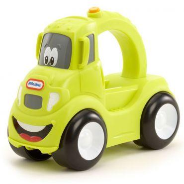 Автомобиль с ручкой зеленый, Little Tikes, 636134M