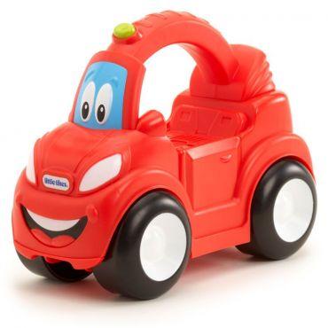 Автомобиль с ручкой красный, Little Tikes, 636141M