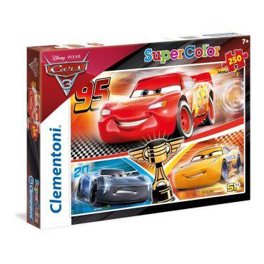 "Пазл SuperColor Clementoni ""Тачки"", 250 эл., 29747"