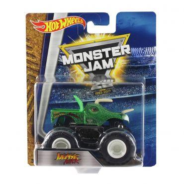 "Машина-позашляховик Jurassic Attack серії ""Monster Jam"" Hot Wheels, BHP37"