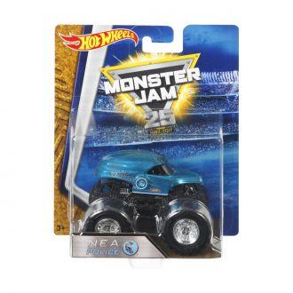 "Машина-позашляховик NEA Police серії ""Monster Jam"" Hot Wheels, BHP37"