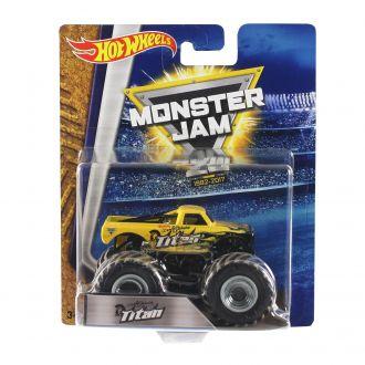 "Машина-позашляховик Titan серії ""Monster Jam"" Hot Wheels, BHP37"
