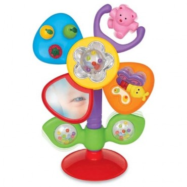 """Іграшка на присосці """"Квітка"""" (укр), 054924"""