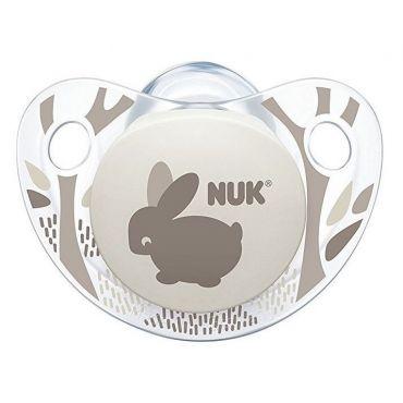 Соска-Пустушка NUK Trendline Adore, 0-6 міс, 729657
