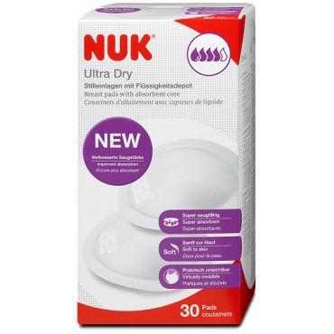 Прокладки лактационные NUK Ultra Dry, 252123
