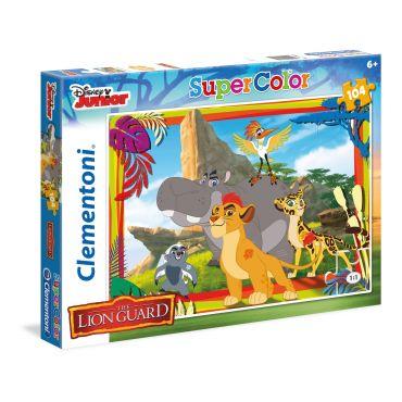 """Пазл SuperColor Clementoni """"Хранитель Лев"""", 104 ел., 27969"""