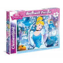 """Пазл Brilliant Puzzle Clementoni """"Попелюшка"""", 104 ел., 20132"""