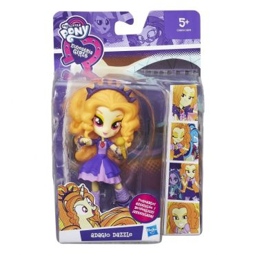 "Міні-лялька My Little Pony Equestria Girls ""Рок-Адажио Даззл"", C0869/C0839"