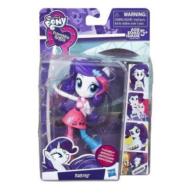 """Мини-кукла My Little Pony Equestria Girls """"Рок-Рарити"""", C0865/C0839"""
