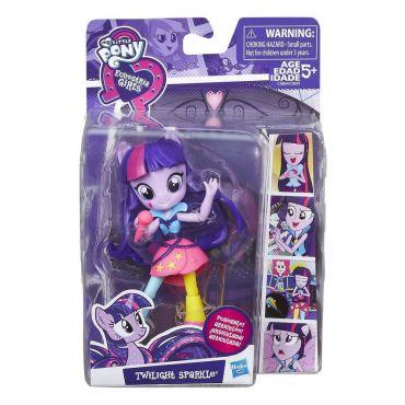 "Мини-кукла My Little Pony Equestria Girls ""Рок-Твайлайт Спаркл"", C0864/C0839"