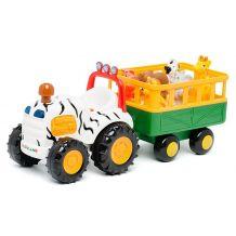 Розвиваюча іграшка Сафарі-Джип Kiddieland, 029652