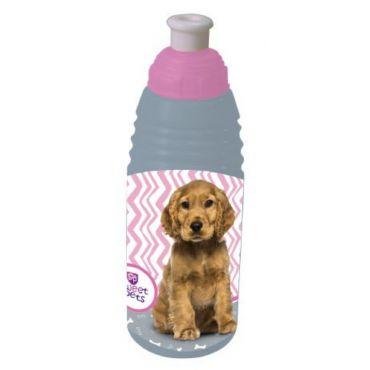 Бидончик пластиковый Sweet Pets щенок, 606602