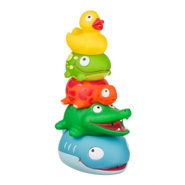 Іграшки для ванної Тварини 5 шт., Akuku, A0364