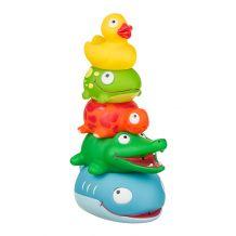 Игрушки для ванной Животные 5 шт., Akuku, A0364
