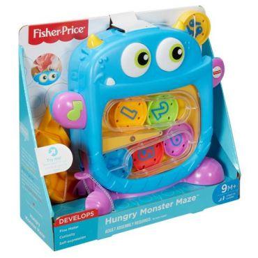Развивающая музыкальная игрушка Голодний монстр, Fisher-Price, DRG11