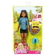 """Лялька Barbie """"Відпочинок біля вогнища"""", FDB43 FDB45"""