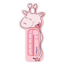 "Термометр для ванны ""Жираф"" розовый, 775/01"