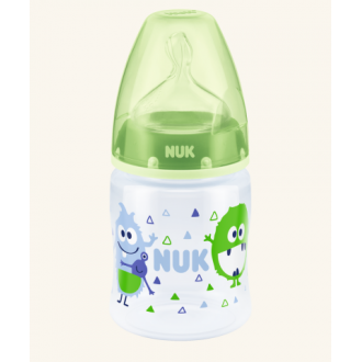 Пляшечка для годування антиколікова 150мл, 0-6м, Nuk, First Choice+, 10743651