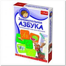 Настільна гра Цікава Азбука(рос.),Trefl, 01101