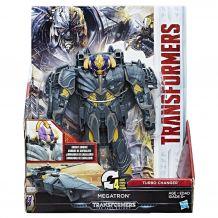 "Трансформеры 5 ""Last knight"" Knight armor Turbo changer - Мегатрон, C0886/C2824"
