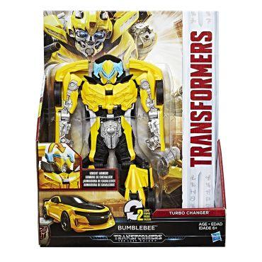 "Трансформеры 5 ""Last knight"" Knight armor Turbo changer - Бамблби, C0886/C1319"