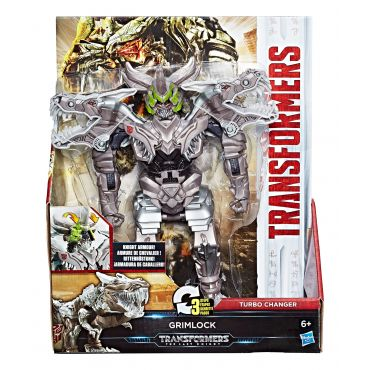 "Трансформери 5 ""Last knight"" Knight armor Turbo changer - Грімлок, C0886/C1318"