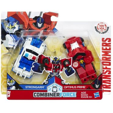 Трансформер Rescue Bots Combinerforce - Primestrong, C0628