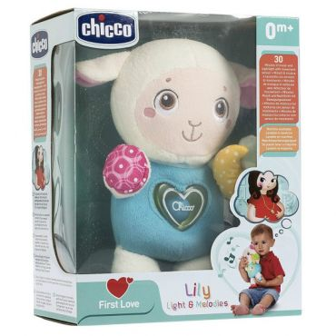 М'яка іграшка Chicco- Овечка Лілі, 07939