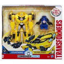 Трансформер Combinerforce Bumblebee - Stuntwing, C0653/C0654